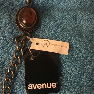 New Avenue 2x Antique Gold tone Belt